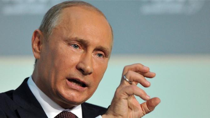 Putin'den bir açıklama daha