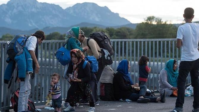 Sığınmacıları 'vasıfsız işçi' olarak görüyorlar