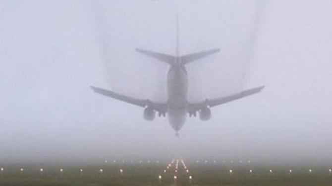 Sis 5 bin yolcuyu mağdur etti