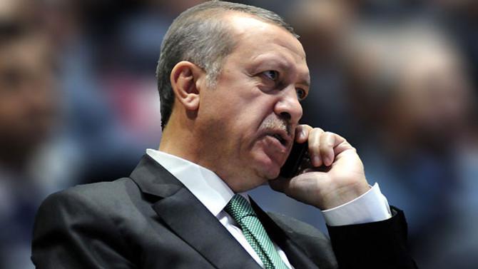 'Erdoğan'dan telefon gelmedi'