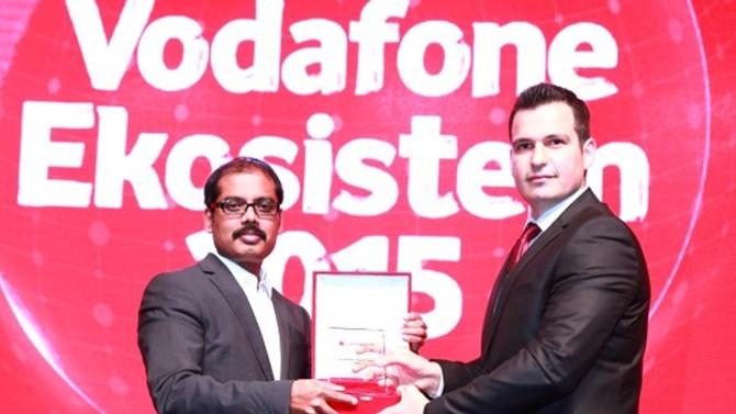 Trio Mobil'e En Hızlı Büyüyen İş Ortağı Ödülü