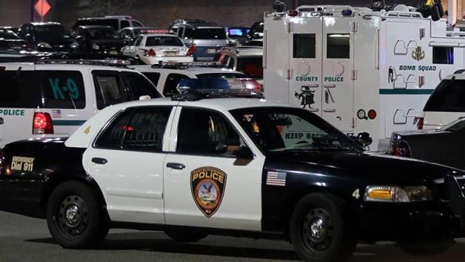ABD'de silahlı çatışma: 1'i polis 3 ölü