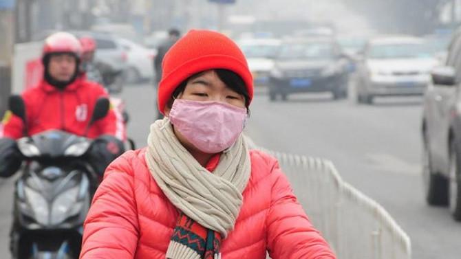 Pekin'de turuncu alarm