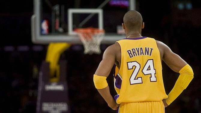 Bryant NBA'e veda ediyor