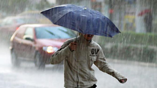 Ankara'da fırtına uyarısı