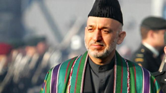 Karzai, Taliban'ı oy kullanmaya çağırdı