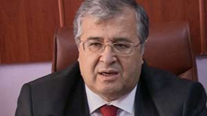 Cumhurbaşkanı, Türker ile görüştü