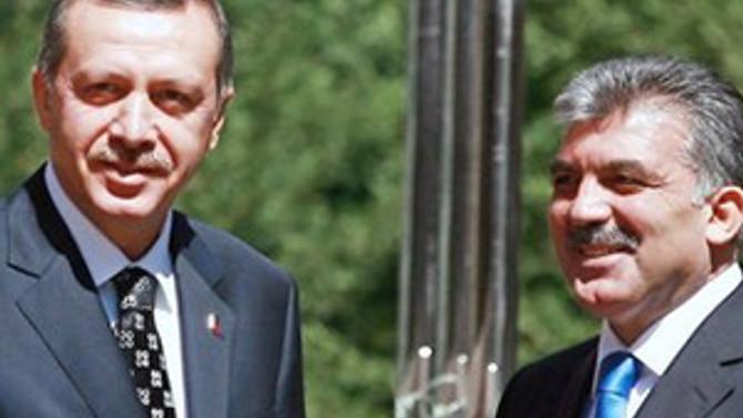 Erdoğan, Köşk'e çıktı