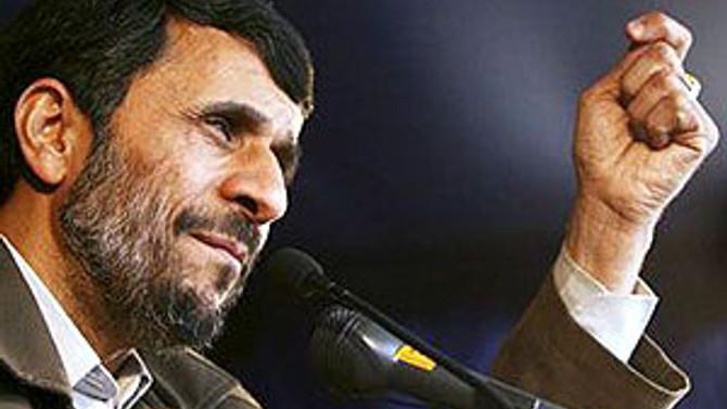 Ahmedinejad, seçimin galibi