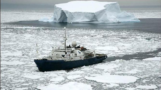 Rusya Kuzey Kutbu'nu kaptırmamaya çalışıyor