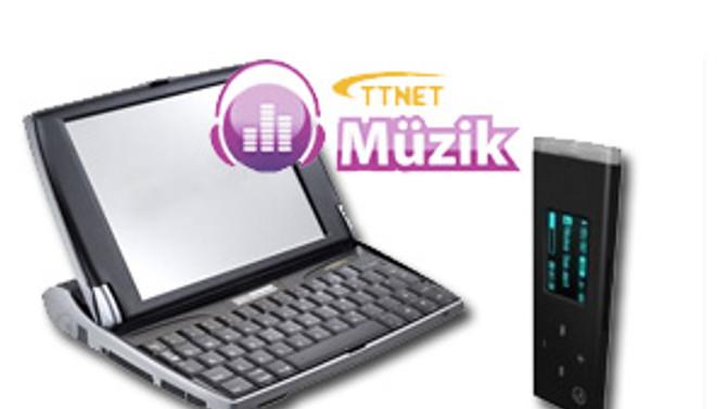 TTNet'ten, 'Müzik' üyesi olana netbook kazanma şansı