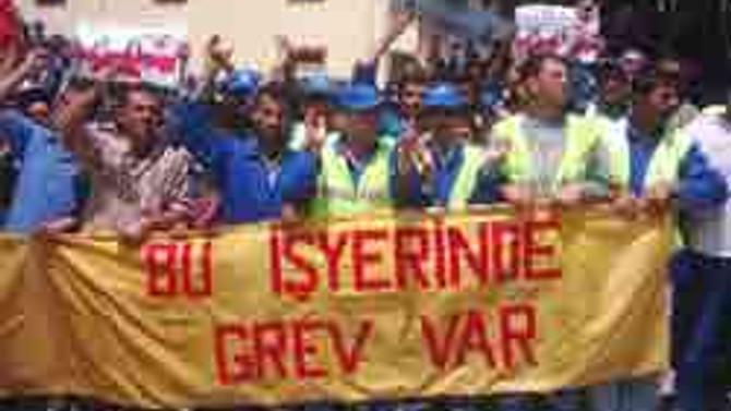 Gübretaş'ta grev kararı asıldı