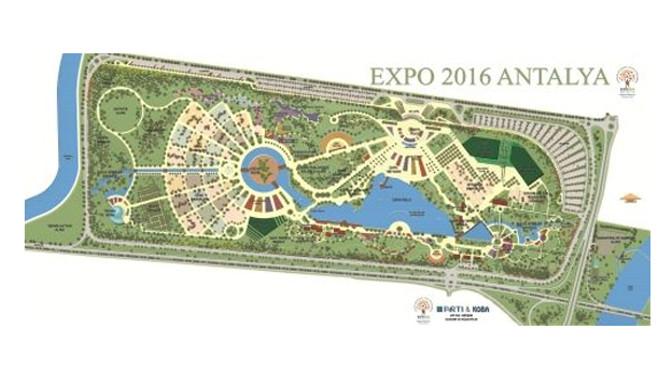 EXPO 2016 ilerleme raporu BIE'ye sunuldu