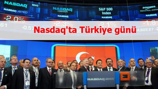 Nasdaq'ta Türkiye günü