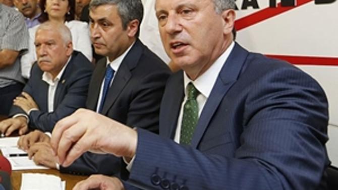 İnce: CHP ve solda bir umutsuzluk var