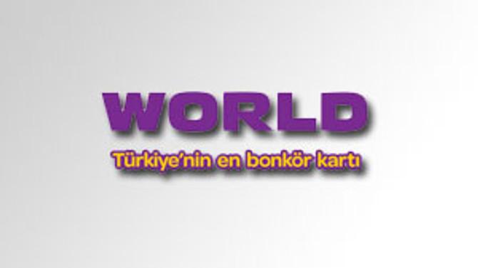 Worldcard'dan yılbaşı kampanyası