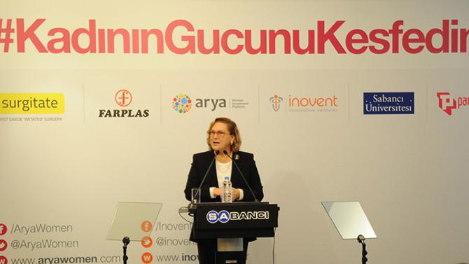 İstediğimiz Türkiye'ye, ancak kadın işgücüyle ulaşabiliriz