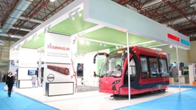 5. Eurasia Rail Fuarı İstanbul'da başlıyor
