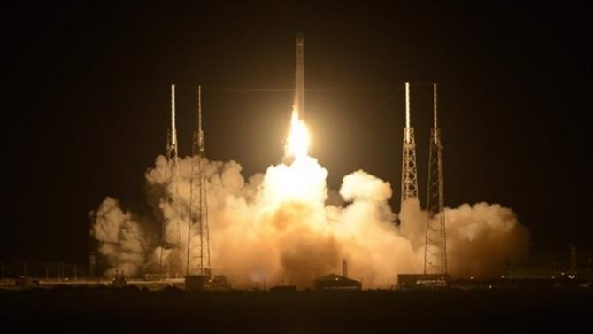 'Falcon 9' roketi başarıyla fırlatıldı