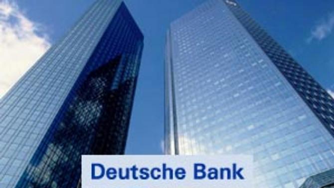 Deutsche Bank, takas hizmeti verebilecek