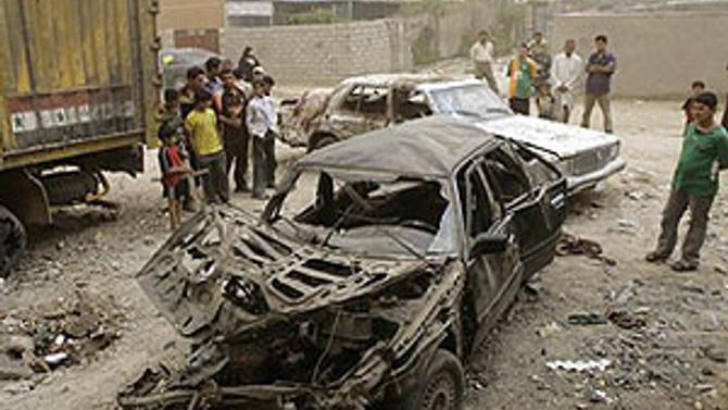Kerkük'teki saldırıda ölü sayısı 72'ye çıktı