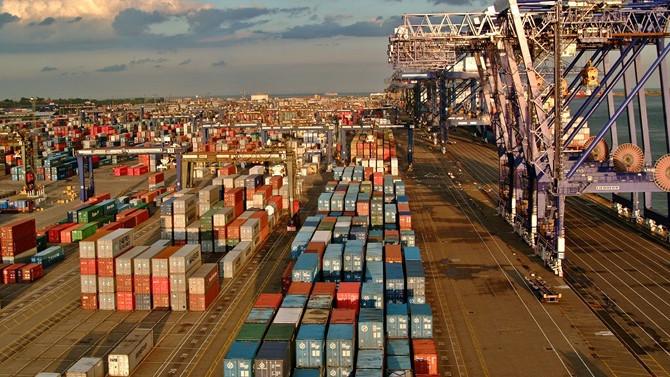 Almanya'nın ihracatı büyüdü