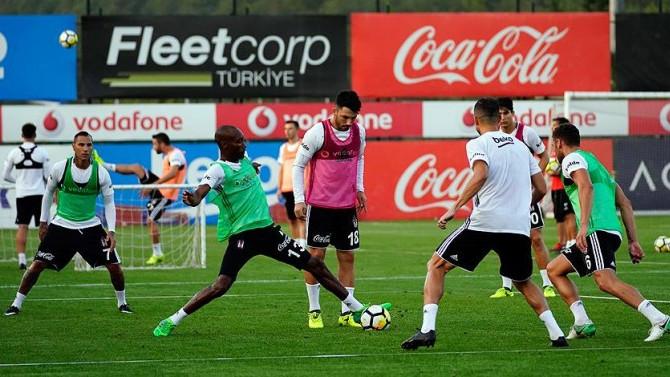 Beşiktaş'ta hedef 3 puan
