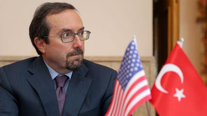 ABD Büyükelçisi Bass: Vize kararı ABD hükümeti tarafından alındı
