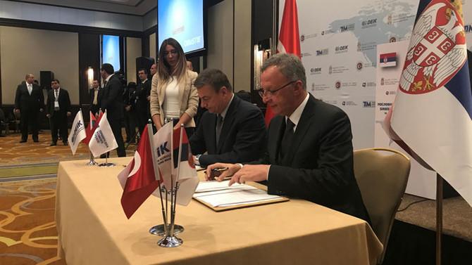 Taypa'dan Sırbistan'a 35 milyon euroluk yatırım