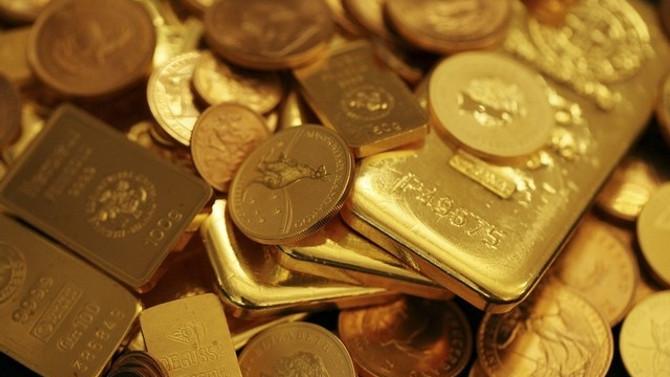 Altın fiyatları 2 haftanın zirvesinde