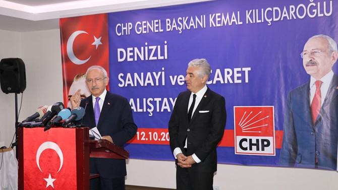 Kılıçdaroğlu: Vize krizinin yarattığı sorun giderek büyüyebilir