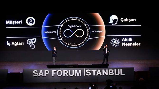 SAP Forum İstanbul kapılarını açtı