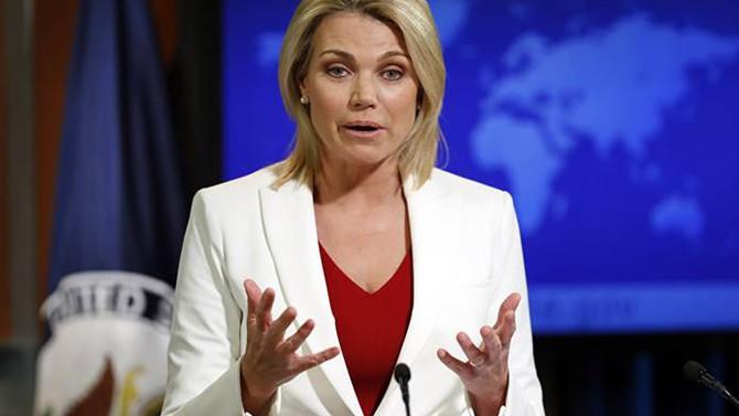 ABD Dışişleri Bakanlığından Türkiye açıklaması