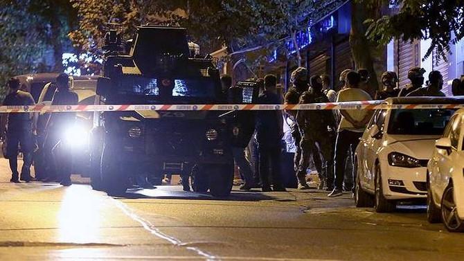 İstanbul'da terör operasyonu: 10 tutuklama