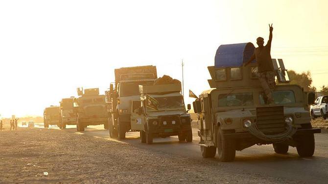 Haşdi Şabi ile Peşmerge çatıştı: 9 ölü