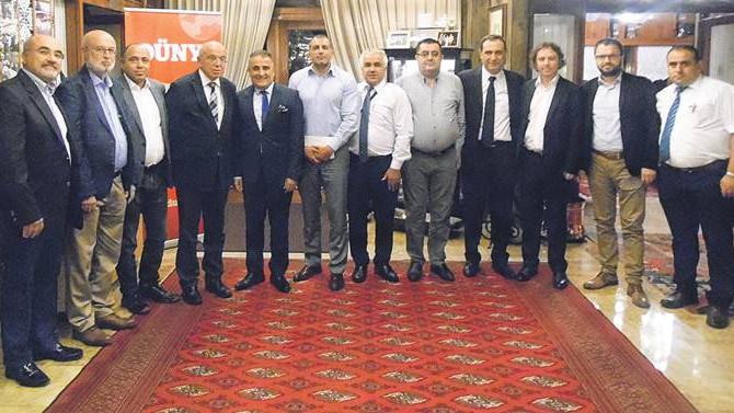 Türk tekstil terbiye sektörü dünya liderliğine koşuyor