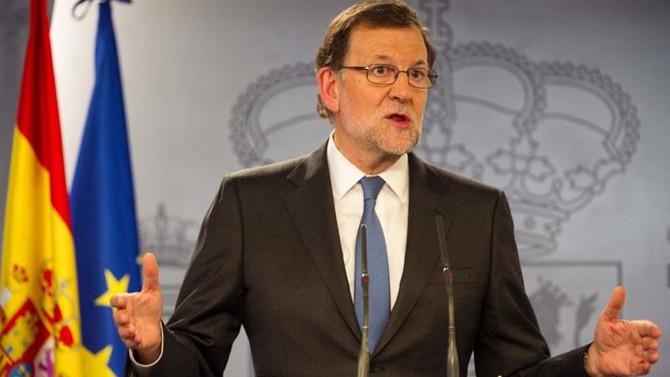Rajoy: İspanya bölünmeyecek