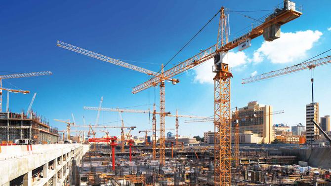 'Taşeron Bankası' Türk inşaatçıları dünyaya taşıdı