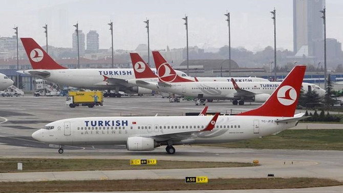 THY: Aktarmalı yolcular etkilenmeyecek