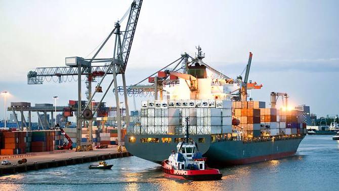 Limanlardan yük elleçlemeleri eylülde arttı