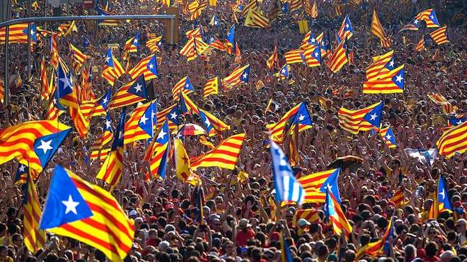 Katalonya'da 'tek taraflı bağımsızlık' ilanı beklentisi