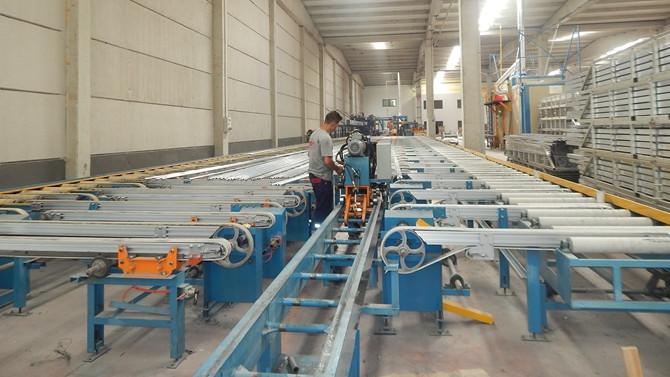 ABS Alüminyum, ihracat odaklı ilerliyor