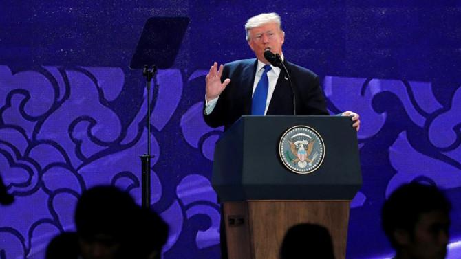 Trump: Haksız ticarete tolerans göstermeyeceğiz