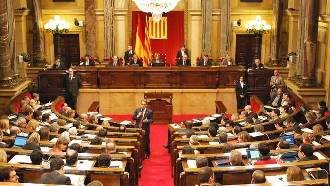 Eski Katalonya Meclis Başkanı, kefaletle serbest kaldı