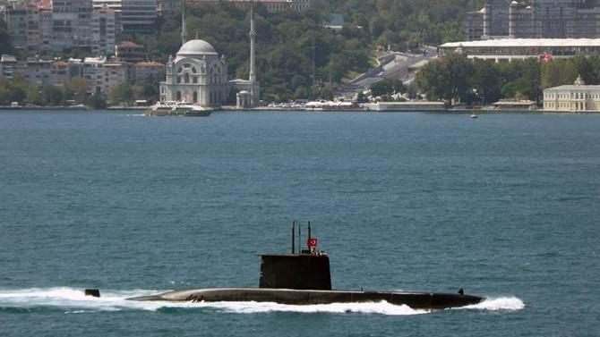Ay ve Preveze denizaltılarına TÜBİTAK imzası