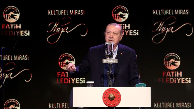 Erdoğan valilere seslendi: Dikey yapılaşmaya müsaade etmeyin