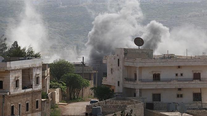 'Suriye'nin güneyinde çatışmasızlık bölgesi' için anlaşıldı