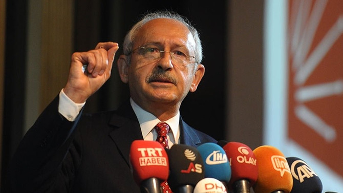 Kılıçdaroğlu: Bize kimse Atatürkçülük dersi veremez