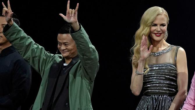 Alibaba, Çin'deki Bekarlar Günü'nde satış rekoru kırdı