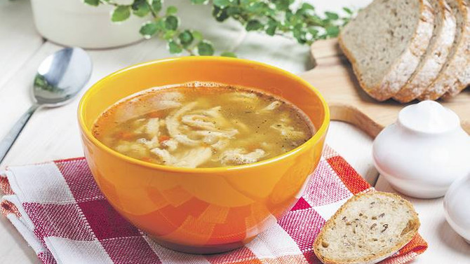 Şifalı çorba işkembe